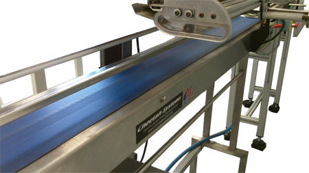 Standard Belted Conveyors